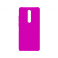 Силиконовый чехол Silky and Soft-Touch Xiaomi Mi 9T/K20 (Pink)