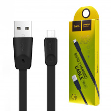 Кабель HOCO X9 High Speed Micro USB (L=1M), Black