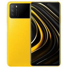 Xiaomi Poco M3 4/64GB Yellow EU