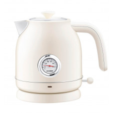 Чайник Xiaomi Qcooker Retro Electric Kettle White