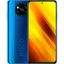 Xiaomi Poco X3 120Hz 6GB + 128GB Blue EU