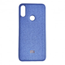 Чехол накладка Life Cloth Case для Redmi 7 (Blue)