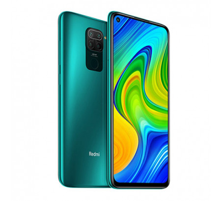 Xiaomi Redmi Note 9 4GB + 128GB Green EU