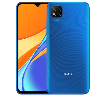 Xiaomi Redmi 9C 3+64Gb Blue EU