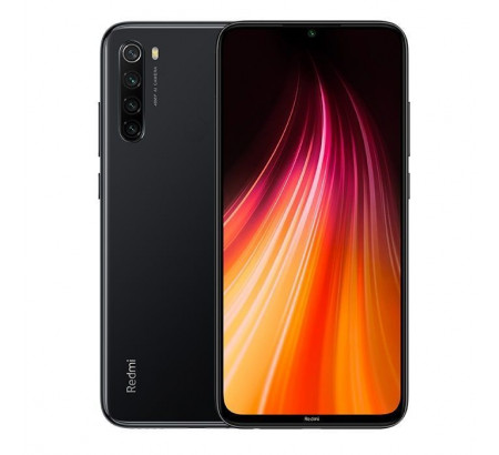Xiaomi Redmi Note 8T 3GB + 32GB Black EU
