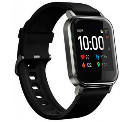 Умные часы Xiaomi Haylou Smart Watch LS02 Black